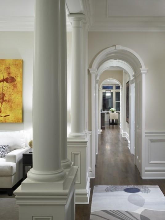 Modern Victorian Foyer : Foyer entry way interior design portfolio cme interiors