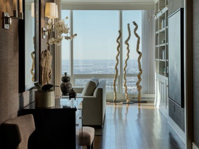 Transitional interior design, Entry| CME Interiors