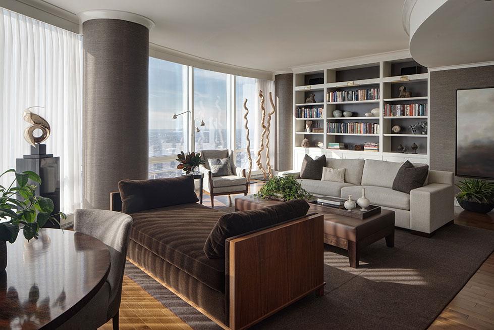 Living Room Interior Design Portfolio | CME Interiors